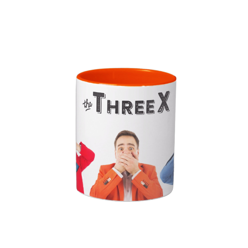 The ThreeX's Mug
